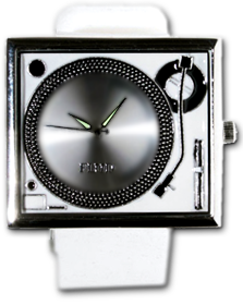 turntable wrist watch